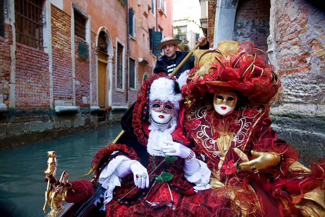 Βενετία για του Αγίου Βαλεντίνου