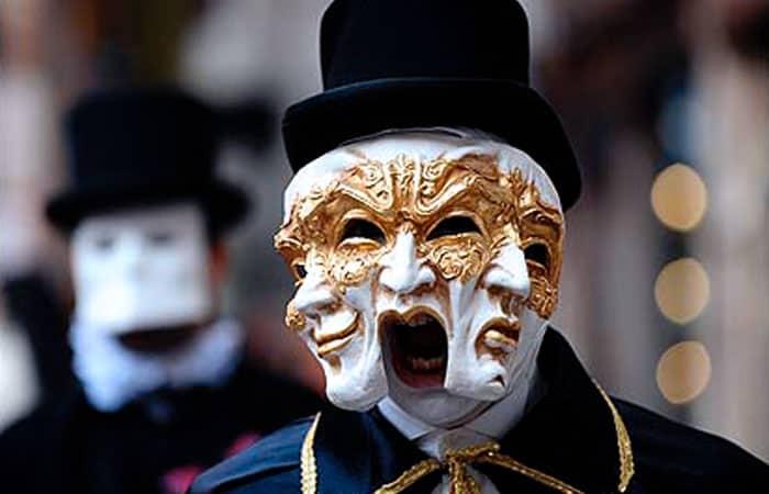 Βενετσιάνικες Μάσκες