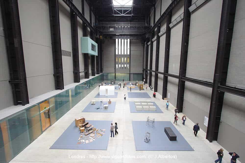 Tate Modern Μουσείο στο Λονδίνο