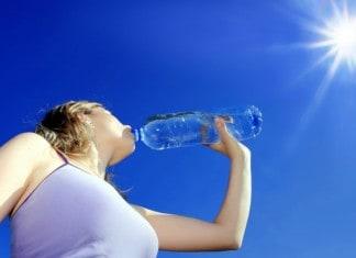 water - summer